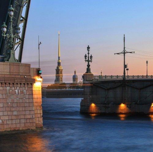 Пазл «Мосты Петербурга»