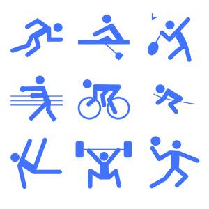 Олимпийские виды спорта рисунки, фото картинки