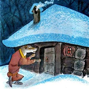 Сказка зимовье зверей читать текст онлайн, скачать бесплатно.