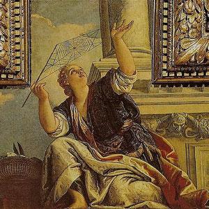 Древнегреческий миф про арахну