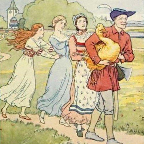 Хранители сказок: золотой гусь сказка братьев гримм. Скачать бесплатно или читать онлайн сказки братьев гримм.
