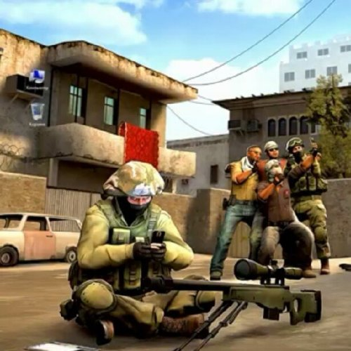 Викторина «Counter Strike Global Offensive»