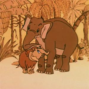 Как мамонтёнок маму искал мультфильм фото 155-764