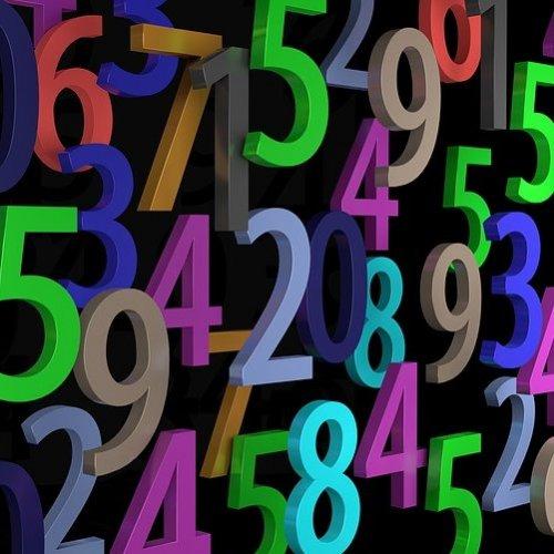 Картинки натуральные числа